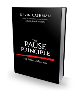 The Space Between The Notes: The Pause Principle